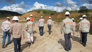 Phosphate Project Development